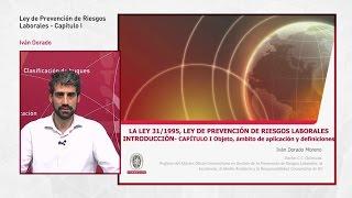 Download Lagu La Ley 31 1995 Ley De Prevención De Riesgos Laborales Capítulo 1 Mp3
