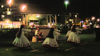 preview picture of video 'Halau Kala'akeakauikawekiu - Kai'ulani'