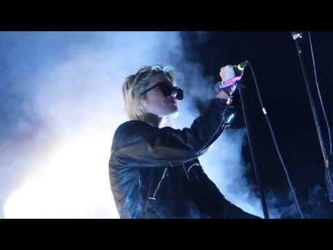 Sky Ferreira - Omanko LIVE HD (2013) Los Angeles El Rey Theatre