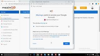 How To Fetch Google Reviews In Your MezinGo Account | MezinGo
