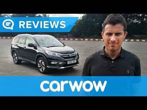 Honda CR-V SUV 2017 review | Mat Watson reviews