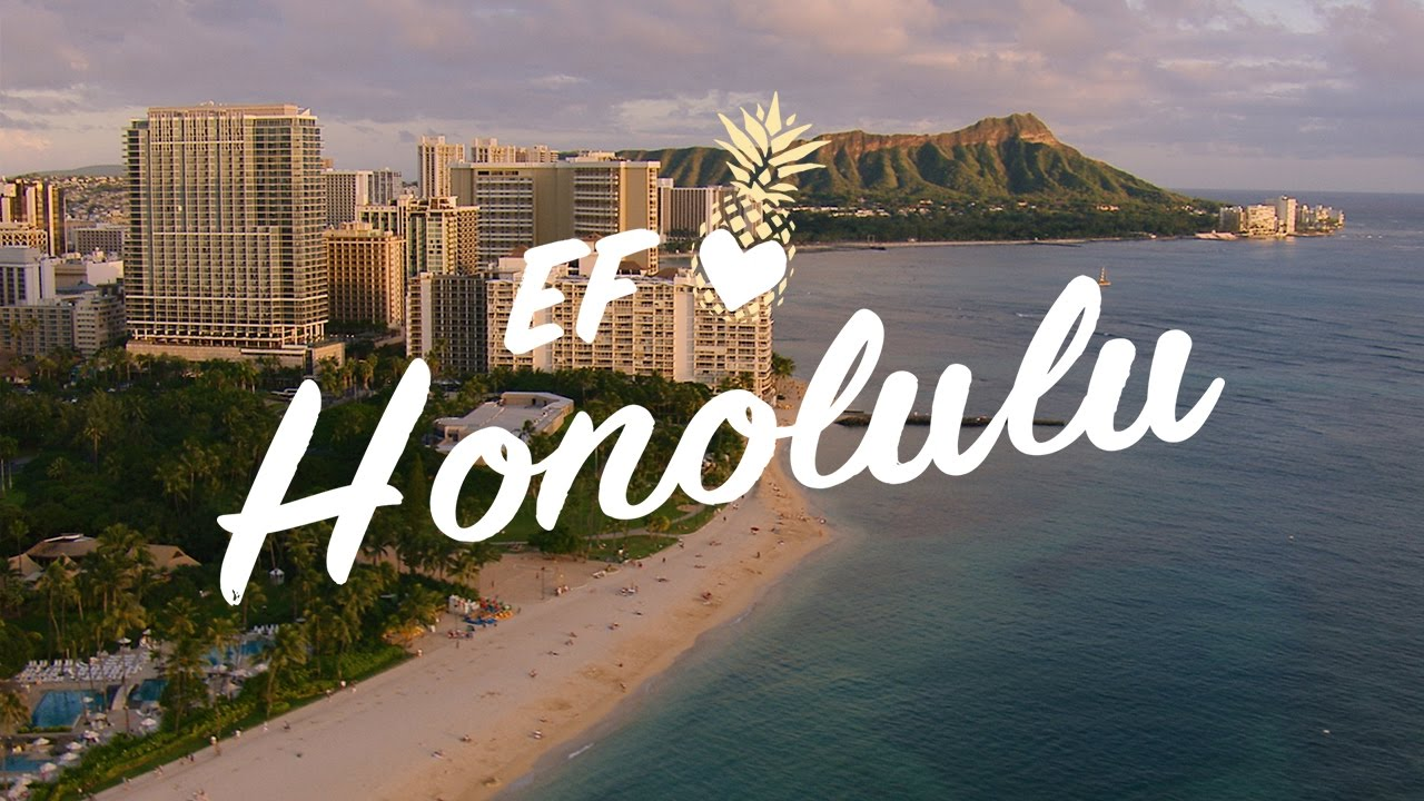 EF ❤ Honolulu