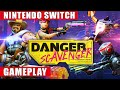Danger Scavenger Nintendo Switch Gameplay