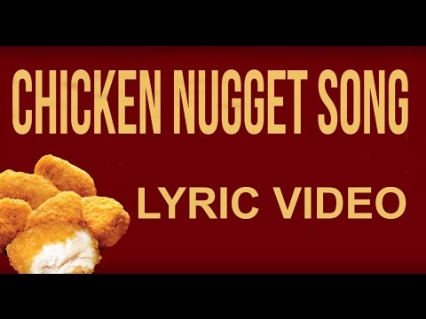 "Chicken Nugget Song ""PARODY"" - ItsNickBean"