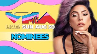 MTV Video Music Awards 2020 | Nominees