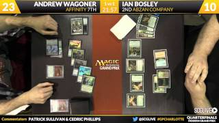Grand Prix Charlotte 2015 Quarterfinals (Part 2)
