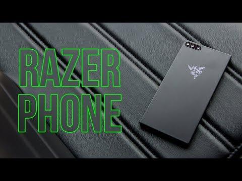 Razer Phone: Gamer-Smartphone (Review în Română)