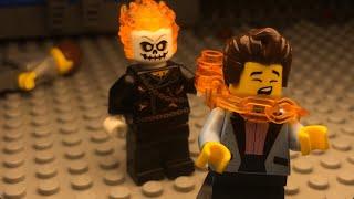 LEGO Revenge Of The Ghost Rider