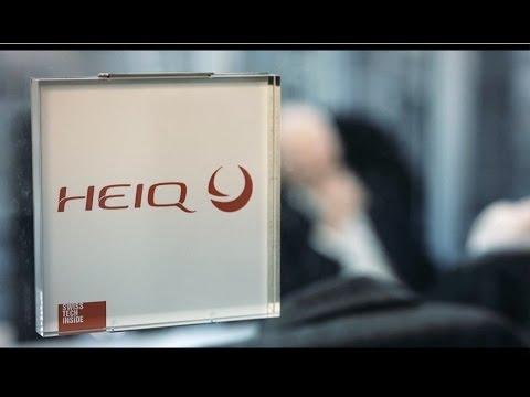 Differentiate. Innovate. HeiQ corporate presentation