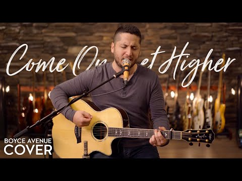 Come on Get Higher Matt Nathanson Acoustic Cover