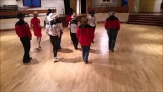 Dixieland Delight Line Dance dansé par Walk L D C