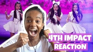 "4th Impact - ""X Factor Week 1 Performance"" REACTION"