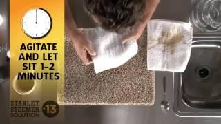 Stanley Steemer Solution™ #13 Coffee Spills