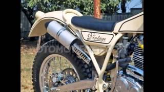 Modifikasi Motorplus Yamaha Scorpio Z Modif Trail 123vid