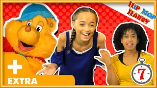 7 Second Challenge   Sophina The Diva x Hip Hop Harry with Amirah!