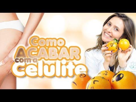 Imagem ilustrativa do vídeo: O que comer para acabar com a celulite