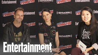 Elementary: Lucy Liu & Jonny Lee Miller Tease Season 5, Shinwell & More | Entertainment Weekly - dooclip.me