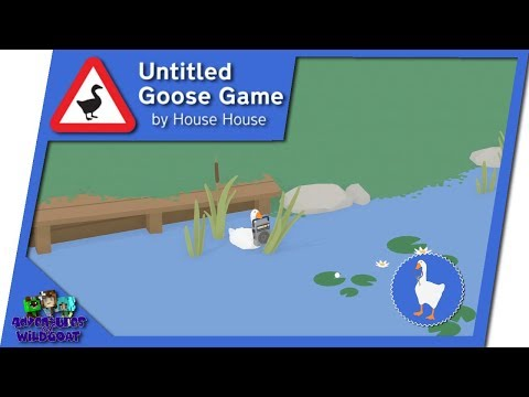 Get those Keys and Stealing the Rake -Untitled Goose Game - Ep4