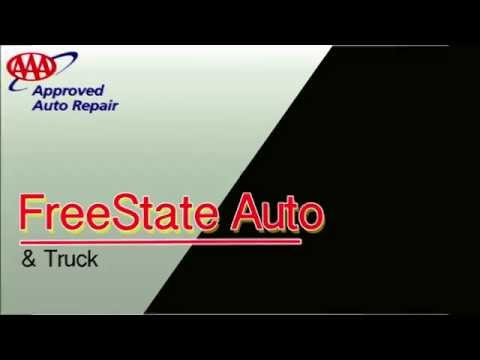 FreeState Auto & Truck Service video