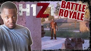 H1Z1 Hardcore Battle Royale Gameplay - ZOMBIES IN BATTLE ROYALE!! | H1Z1 Hardcore Mode
