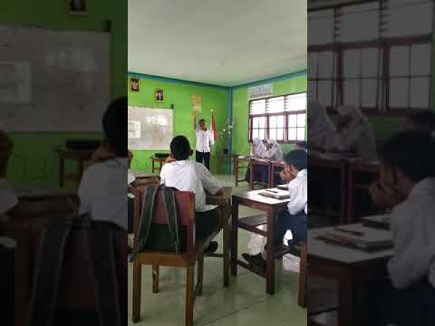 Ujian Kinerja Mhs Praktikan SMP