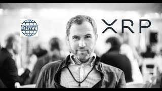 """Ripple XRP Is """"In Fact Taking Over Swift"""" -Brad Garlinghouse"""