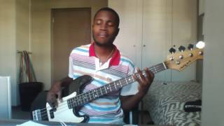Afrotraction Ngeke bass cover