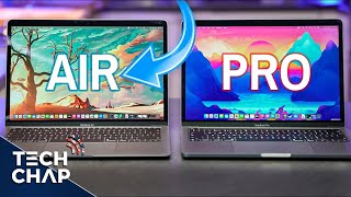 MacBook Air M1 vs MacBook Pro M1 - Which Should You Buy?