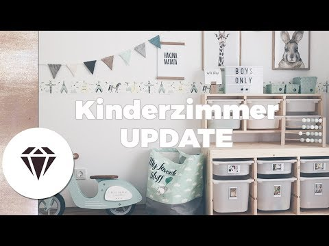 Kinderzimmer UPDATE, neue Einrichtung, Ideen I Rund um´s Kind by Nela Lee