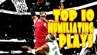 NBA Top 10 Humiliating Plays of All Time!!