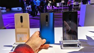 OnePlus 7 Pro Hands-On!   NYC Launch Event
