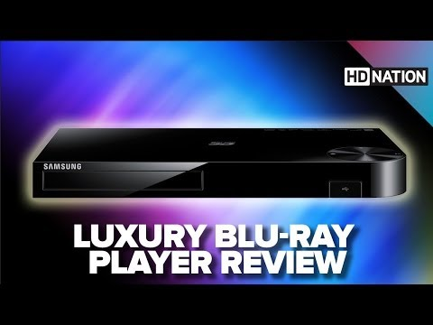 Samsung BD-H6500 Luxury Blu-ray Player Review, K830 Illuminated Keyboard, Hands On w/ DVDO AVLab!