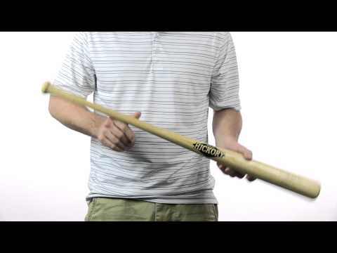 Old Hickory Bat Co. Custom Pro Ash Wood Bat: KG1 Adult