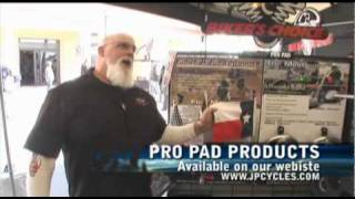 Pro Pad products from J&P Cycles
