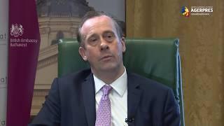 INTERVIU Lord Callanan: Românii care lucrează în Marea Britanie pot rămâne după Brexit