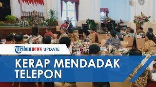 Perpisahan dengan Menteri, Jokowi Minta Maaf karena Kerap Mendadak Telepon Tengah Malam