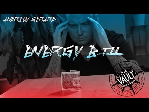 Energy Bill by Andrew Gerard