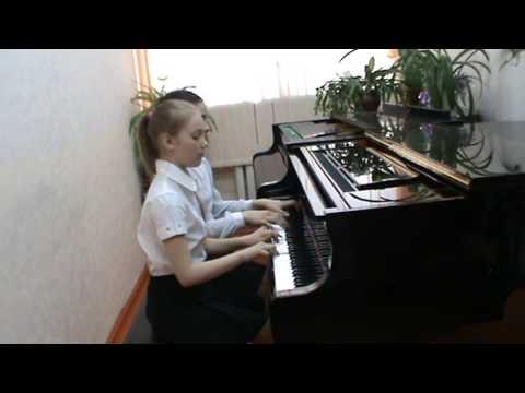 Фортепианный дуэт Бушулян Ангелина – Васечка Анна