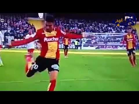 العرب اليوم - شاهد : بنشرقي يُبدي ارتياحه بالتواجد في الدوري الفرنسي