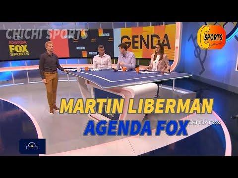 AGENDA FOX | 21 DE AGOSTO 2019 | EDITORIAL  MARTIN LIBERMAN, BOCA Y RIVER CRUCE EN LA SEMIFINALES?||