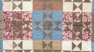 Smithsonian National Quilt Collection: Civil War Sunday School Quilt
