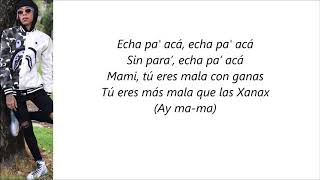 Lola Indigo, Lalo Ebratt - Maldición (Letra)