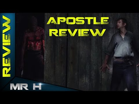 APOSTLE Movie Review – Gareth Evans Netflix Horror Film *Spoilers*