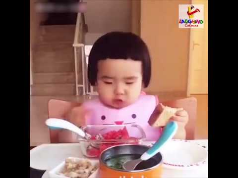 When food is your first love _) _) - Laughing Colours