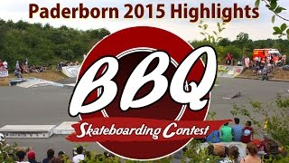 Paderborn Freestyle Skateboarding Contest 2015