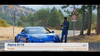 Vídeo | Alpine A110 - Prueba