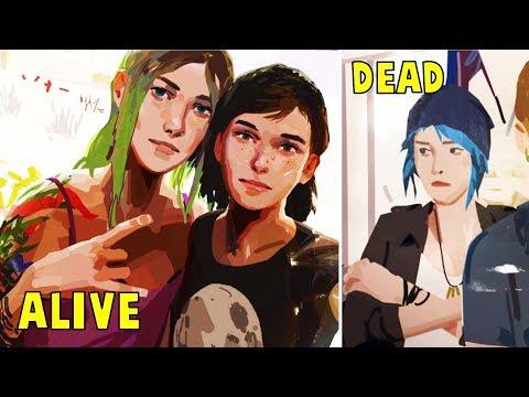 Chloe and Max Fate: ALIVE vs DEAD -All Outcomes- Life is Strange 2 Episode 5