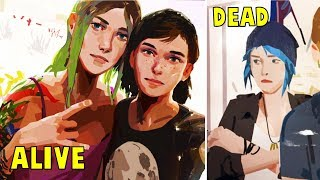 Chloe and Max Fate: ALIVE vs DEAD -All Outcomes- Life is Strange 2 Episode 5