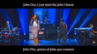 John Doe - B.o.B ft Priscilla  subtitulada español