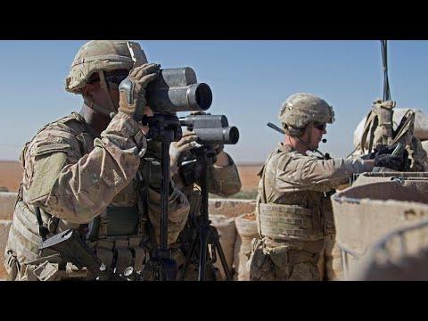 العرب اليوم - شاهد : أميركا تقرّر الإبقاء على 400 جندي في سوريةعلى 400 جندي في سورية